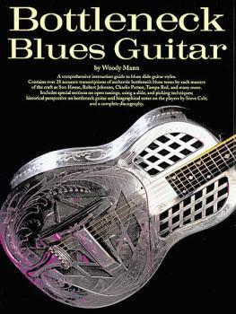 Bottleneck Blues Guitar (HL-14004913)