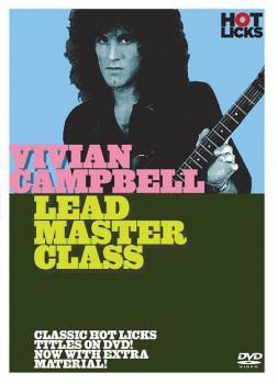 Vivian Campbell - Lead Master Class (HL-14006042)