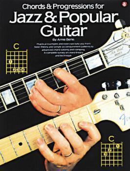 Chords & Progressions for Jazz & Popular Guitar (HL-14006679)