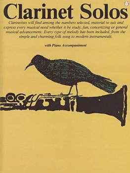 Clarinet Solos: Everybody's Favorite Series, Volume 28 (HL-14006867)