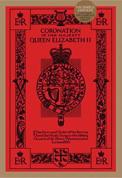 Coronation of Her Majesty Queen Elizabeth II (Facsimile Edition) (HL-14007652)