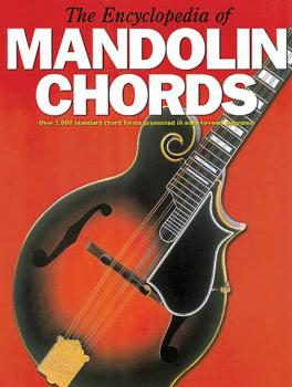 The Encyclopedia of Mandolin Chords (HL-14010354)