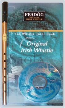 Feadog Triple Pack - Book, Whistle & CD (HL-14011148)
