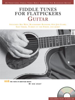 Fiddle Tunes for Flatpickers - Guitar (HL-14011275)