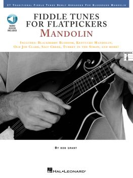 Fiddle Tunes for Flatpickers - Mandolin (HL-14011276)