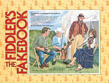 The Fiddler's Fakebook: The Ultimate Sourcebook for the Traditional Fi (HL-14011288)