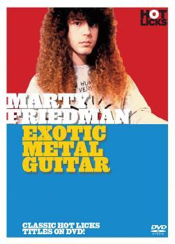 Marty Friedman - Exotic Metal Guitar (HL-14011825)