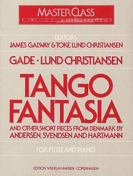 Tango Fantasia and Other Short Pieces for Flute and Piano (HL-14012353)