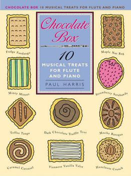 Chocolate Box - 10 Musical Treats for Flute and Piano (HL-14014492)