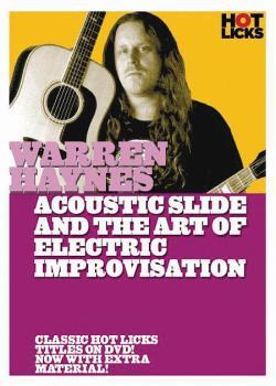 Warren Haynes - Acoustic Slide and the Art of Electric Improvisation (HL-14014661)