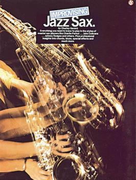 Improvising Jazz Sax (HL-14015993)