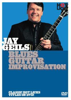 Jay Geils - Blues Guitar Improvisation (HL-14016911)