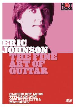 Eric Johnson - The Fine Art of Guitar (HL-14017138)