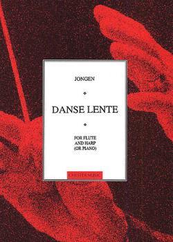 Joseph Jongen: Danse Lente (Flute and Harp Or Piano) (HL-14017200)