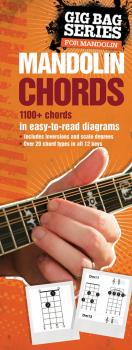 The Gig Bag Book of Mandolin Chords (HL-14020490)