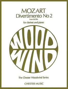 Divertimento No. 2 from K439b: The Chester Woodwind Series (HL-14022130)