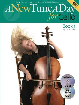A New Tune a Day - Cello, Book 1 (HL-14022737)
