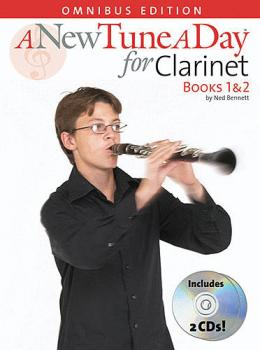 A New Tune a Day for Clarinet (Omnibus Edition) (HL-14022740)