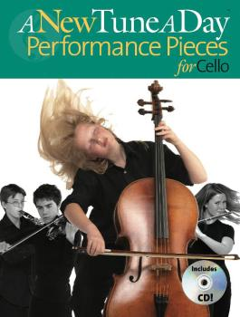 A New Tune a Day - Performance Pieces for Cello (HL-14022756)