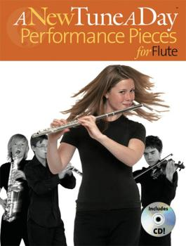 A New Tune a Day - Performance Pieces for Flute (HL-14022758)