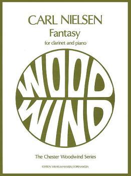 Fantasy (c. 1881): Clarinet and Piano Accompaniment (HL-14022849)