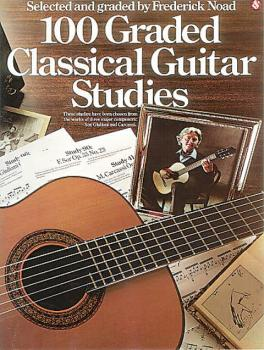 100 Graded Classical Guitar Studies: Selected and Graded by Frederick  (HL-14023154)