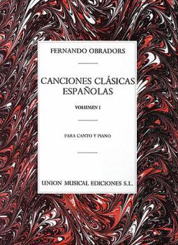 Canciones Clasicas Españolas - Volumen I (Voice and Piano) (HL-14023896)