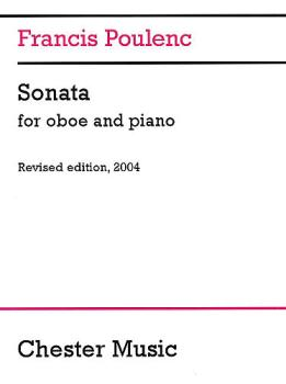 Sonata for Oboe and Piano: Revised edition, 2004 (HL-14025930)