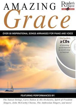 Reader's Digest Piano Library: Amazing Grace (Book/2-CD Pack) (HL-14026957)