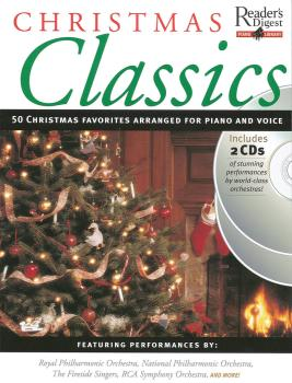 Christmas Classics: Reader's Digest Piano Library Book/2-CD Pack (HL-14026958)