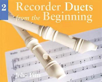 Recorder Duets from the Beginning - Book 2 (HL-14027027)