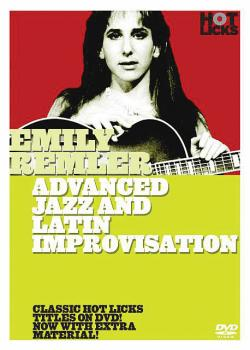 Emily Remler - Advanced Jazz and Latin Improvisation (HL-14027121)
