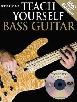 Step One: Teach Yourself Bass Guitar (HL-14028138)