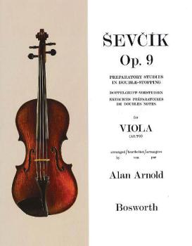 Sevcik for Viola - Opus 9: Preparatory Studies in Double-Stopping (HL-14029782)