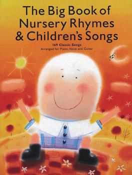 The Big Book of Nursery Rhymes and Children's Songs (P/V/G) (HL-14033182)
