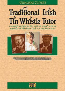 Traditional Irish Tin Whistle Tutor (Book Only) (HL-14033975)