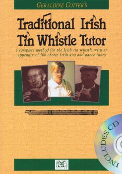 Geraldine Cotter's Traditional Irish Tin Whistle Tutor (HL-14033993)