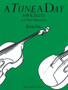 A Tune a Day - Cello (Book 1) (HL-14034200)