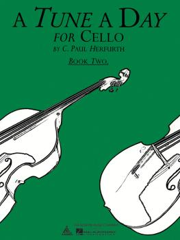 A Tune a Day - Cello (Book 2) (HL-14034201)