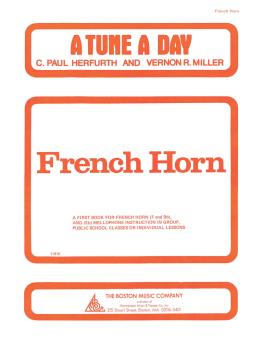 A Tune a Day - French Horn (Book 1) (HL-14034214)