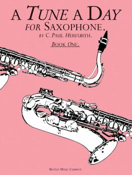 A Tune a Day - Saxophone (Book 1) (HL-14034220)