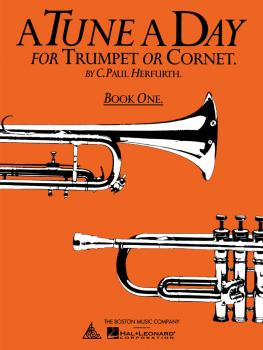 A Tune a Day - Cornet or Trumpet (Book 1) (HL-14034230)