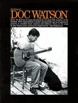 The Songs of Doc Watson (HL-14035610)