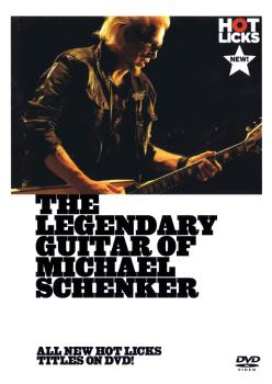 The Legendary Guitar of Michael Schenker (HL-14037640)