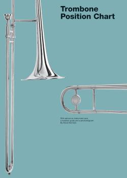 Trombone Position Chart (HL-14041704)