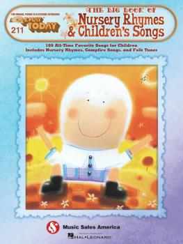 211. The Big Book of Nursery Rhymes & Children's Songs (HL-14041777)
