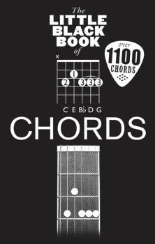 Little Black Book of Chords (HL-14042423)