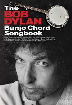 The Bob Dylan Banjo Chord Songbook (HL-14043146)