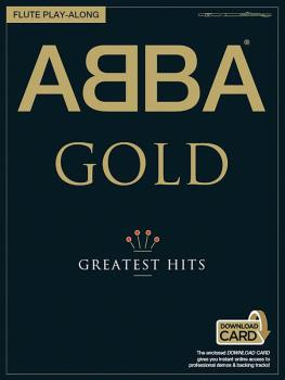 ABBA Gold - Greatest Hits (Flute Play-Along) (HL-14043799)