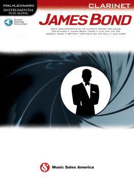 James Bond (Clarinet) (HL-14047848)